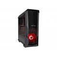 Caja Mediatorre ATX Mars Gaming MC5 USB 3.0 Black / Cristal
