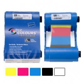 Cinta Ribbon Color Ymcko 200 Imagenes para Zebra P110I