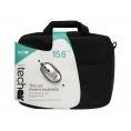 "Maletin Portatil Tech AIR Tabx406r 15.6"" Black + Mouse Silver"