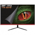 """Monitor Keep Out 23.8"""" FHD Xgm24f+ 1920X1080 1ms 144HZ DP HDMI MM Black/Red"""