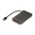"Carcasa Disco Duro 2.5"" I-TEC Mysafe Sata USB 3.0 Black"
