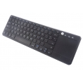 Teclado Coolbox Bluetooth Cooltouch Black