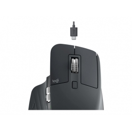 Mouse Logitech Bluetooth Laser MX Master 3 Graphite