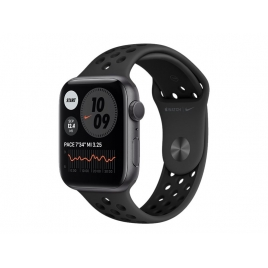 Apple Watch Nike Serie 6 GPS 44MM Space Gray Aluminium + Correa Nike Sport Anthracite/Black