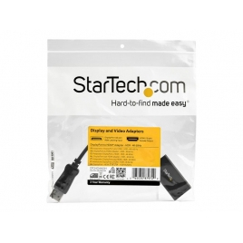 Adaptador Startech DisplayPort Macho / HDMI Hembra 4K