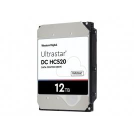 "Disco Duro Western Ultrastar HC520 12TB SAS 3.5"" 7200RPM"