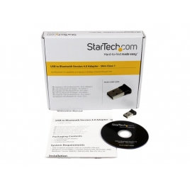 Adaptador Startech Bluetooth 4.0 Micro USB