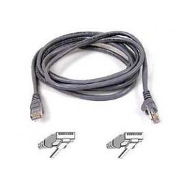 Cable Kablex red RJ45 CAT 6 1M Grey