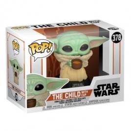 Figura Funko POP Baby Yoda Cuenco