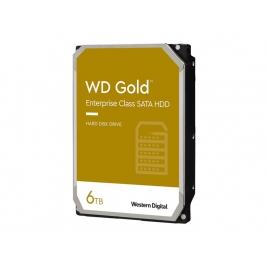 Disco Duro 6TB Sata6 256MB 7200RPM Western Gold
