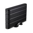 "Carcasa Disco Duro 3.5"" Tooq TQE-3530B Sata USB 3.0 Black"