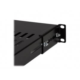 """Bandeja Fija Ajustable Startech Rack 19"""" 1U F700"""