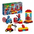 Construccion Lego Laboratorio de Superheroes