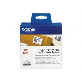 Etiquetas Brother White 38MM X 30.5M Continuo QL1050 QL1060