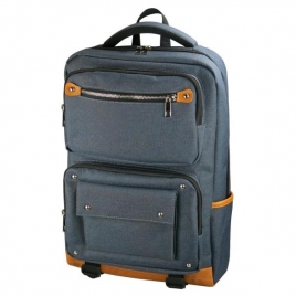 "Mochila Portatil E-VITTA 16"" Adventure Backpack Blue"