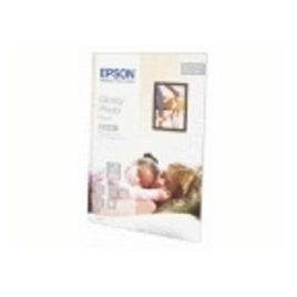 Papel Epson Glossy Photo Paper A4 20H