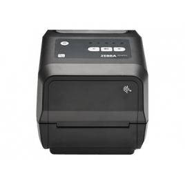Impresora Zebra Etiquetas Monocromo ZD420T USB LAN Bluetooh Black