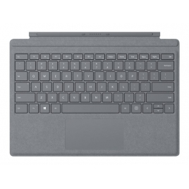 Teclado Microsoft Surface PRO Signature Type Cover Carbon Gray