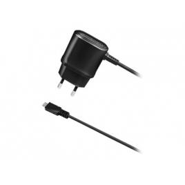 Cargador Enchufe Universal Celly 1A Micro USB Black