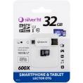 Memoria Micro SD Silver HT 32GB Class 10 600X + Adaptador USB
