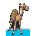 Memoria USB HT Animales 8GB Camel