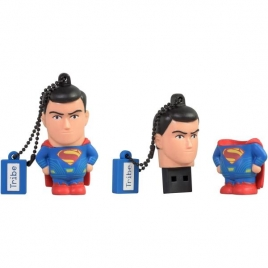 Memoria USB Silver HT 16GB DC Comic Superman