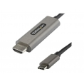 Cable Startech USB-C Macho / HDMI Macho 4K 60HZ 3M