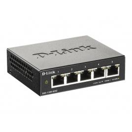 Switch D-LINK DGS-1100-08 10/100/1000 5 Puertos