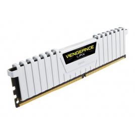DDR4 16GB BUS 3200 Corsair CL16 Vengeance LPX White KIT 2X8GB