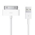 Cable USB Unotec para Iphone/Ipad 30PIN