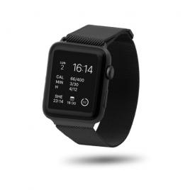 Correa Unotec para Apple Watch 42/44MM Metal Mesh Black
