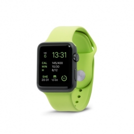 Correa Unotec para Apple Watch 42/44MM Sport Green