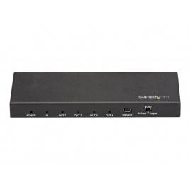 Multiplexor Startech HDMI 4 Puertos 4K 60HZ 2 Monitores