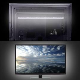 Tira LED Unotec Television Multicolor 3 Tonos 1M USB