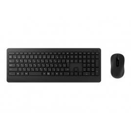 Teclado + Mouse Microsoft Wireless Desktop 900 Black