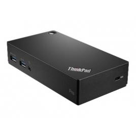Puerto Replicador USB 3.0 Lenovo HDMI + RJ45 + DP + 2Xusb 2.0 + 4Xusb 3.0