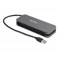 HUB Startech 4 Puertos USB 3.1 Grey