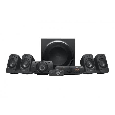Altavoces Logitech Z906 5.1 500W Black