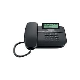 Telefono Fijo Siemens Gigaset DA611 Black
