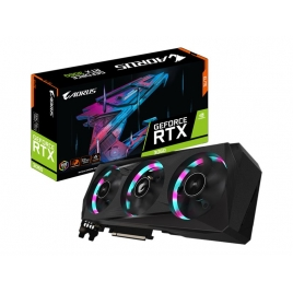 Tarjeta Grafica PCIE Nvidia GF RTX 3060 Aorus Elite 12GB DDR6 2XDP 2Xhdmi