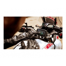 "Navegador GPS Tomtom Rider 500 4.3"" WIFI Black"