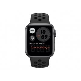 Apple Watch Nike Serie se GPS 40MM Space Gray Aluminium + Correa Nike Sport Anthracite/Black