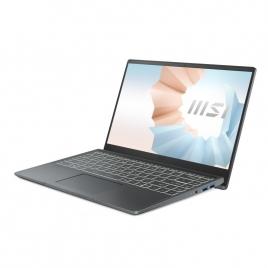 """Portatil Msi Modern 14-008ES CI7 1165G7 16GB 1TB SSD MX450 2GB 14"""" FHD W10 Grey"""